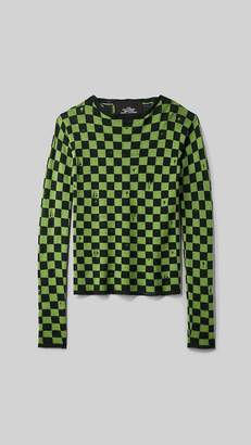 Marc Jacobs The Checkered Sweater