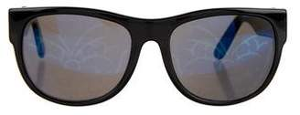 Bernhard Willhelm Cat Wayfarer Sunglasses