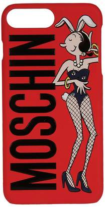 Moschino Rat-a-porter Iphone 7 Cover