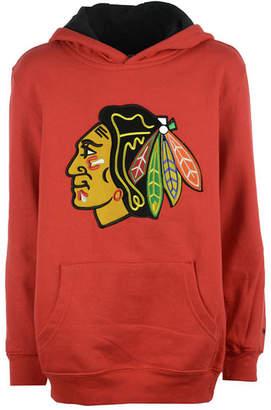 Reebok Chicago Blackhawks Prime Logo Hoodie, Big Boys (8-20)