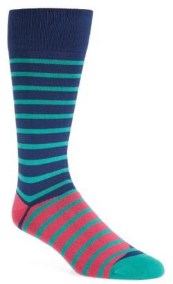 Men's Paul Smith Ray Stripe Socks $30 thestylecure.com