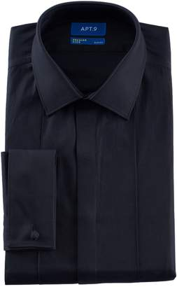 Apt. 9 Men's Slim-Fit Stretch Spread-Collar Tuxedo Dress Shirt