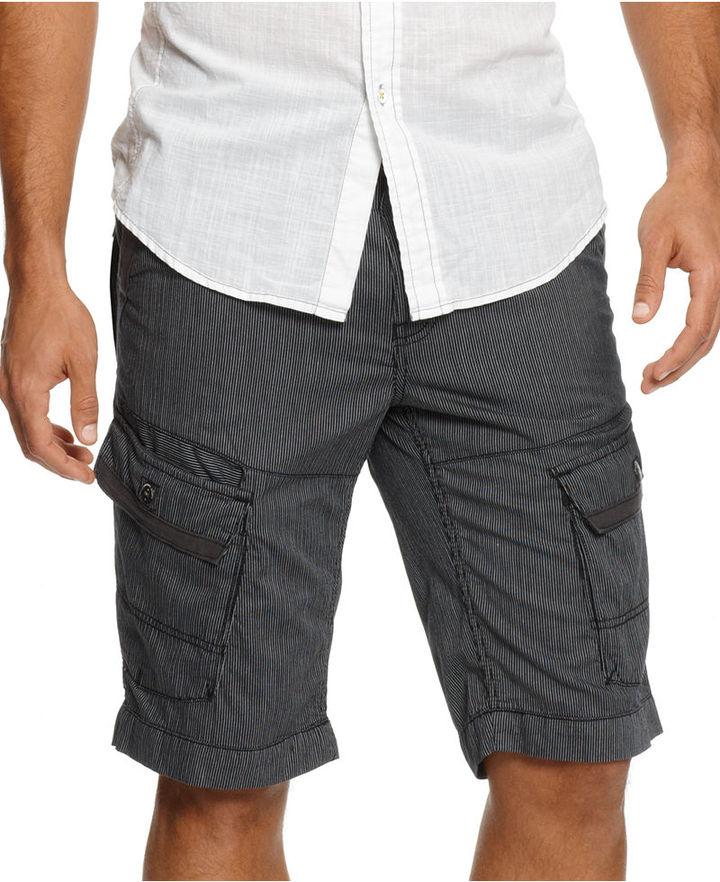 INC International Concepts Shorts, Newton Slim Fit Shorts