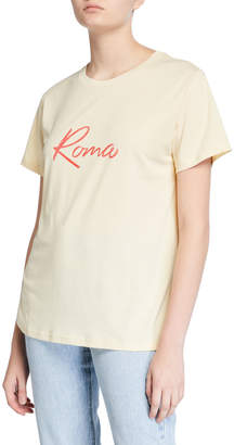 Charlie Holiday Roma Regular Tee