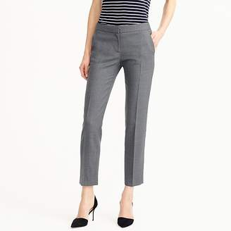 J.Crew Tall Paley pant in Italian stretch wool
