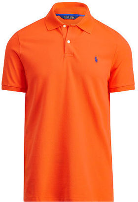 Ralph Lauren Polo Golf Custom Fit Stretch Mesh Polo $89.50 thestylecure.com