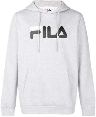 Fila Axel logo print hoodie
