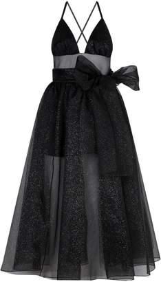 Sparkle Midi Dress