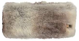 Barts Faux Fur Headband, One Size, Brown