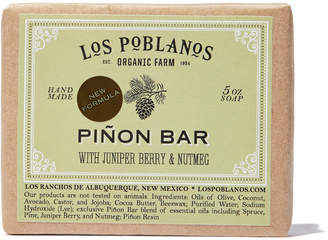 Los Poblanos Pinon Bar Soap