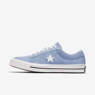 Converse One Star Premium Suede Low Top Men's Shoe