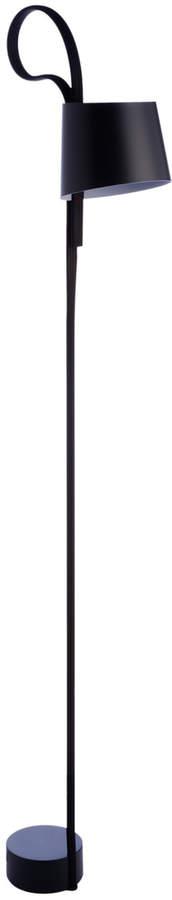Hay - Rope Trick LED-Bodenleuchte, schwarz