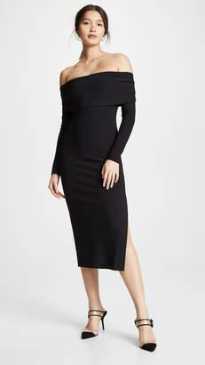 Bec & Bridge Elle Off Shoulder Dress