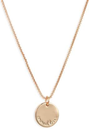 Stella + Ruby Animal Lover Pendant Necklace