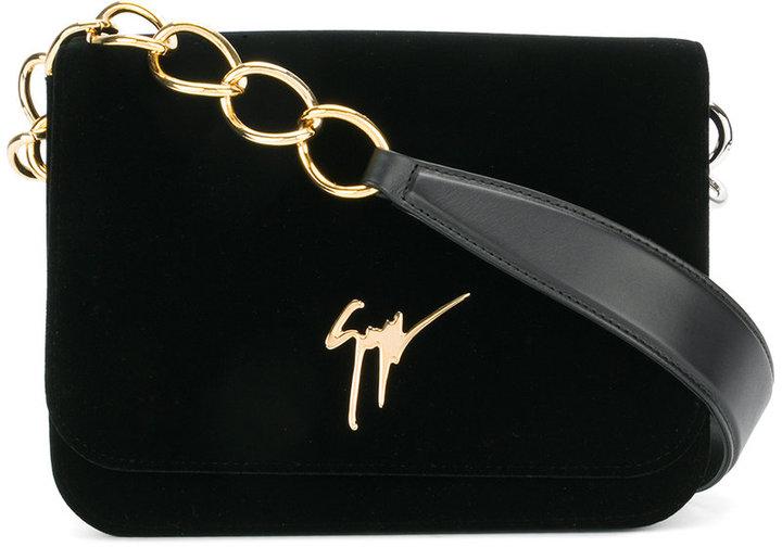 Giuseppe Zanotti Design Lisa shoulder bag