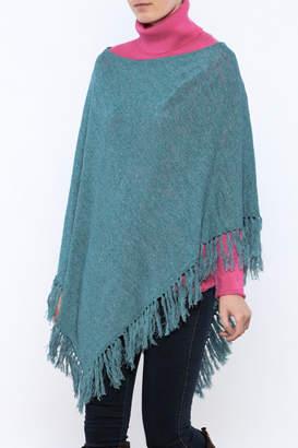Minnie Rose Poncho Style Ruana $180 thestylecure.com