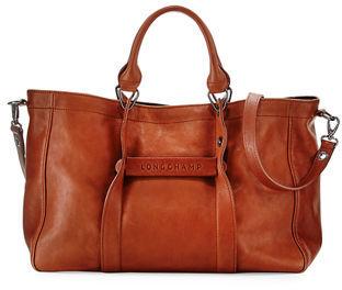 Longchamp Longchamp 3D Medium Tote Bag $865 thestylecure.com