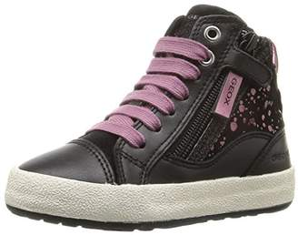 Geox Girls' J Witty 14 Sneaker