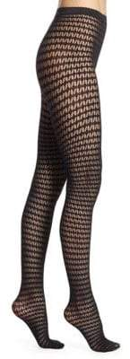 Wolford Mesh Tights