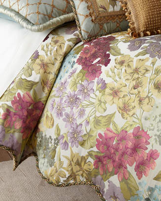 Sweet Dreams Giverny Floral King Duvet