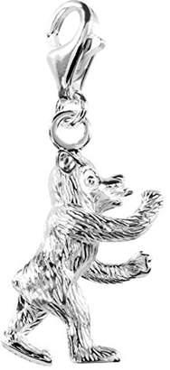 91b85d2dc99 Thomas Sabo Women Silver Pendant Enhancer - 0268-001-12