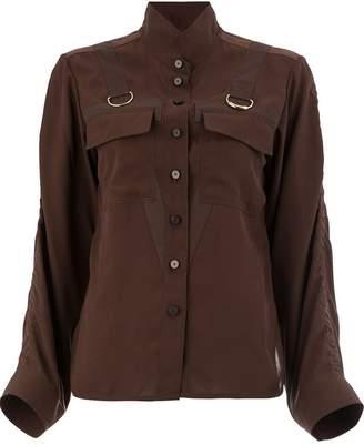 Chloé saharienne blouse