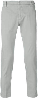 Entre Amis straight trousers