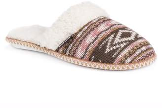 Muk Luks Women's Suzanne Slipper