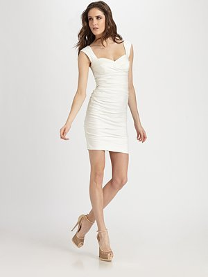 Nicole Miller Cotton Dress