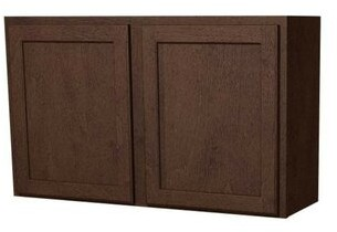 "Arbor Creek Cabinets St. Clair Double Door 24"" H Wall Cabinet Arbor Creek Cabinets"