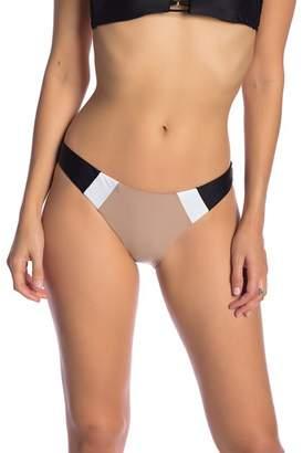 Pilyq Colorblock Full Bikini Bottom