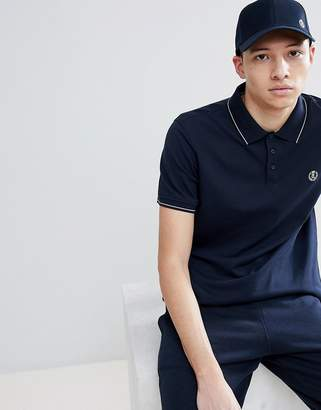 Henri Lloyd Abington Polo in Navy