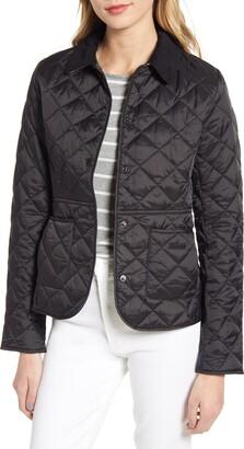 Barbour Deveron Diamond Quilted Jacket