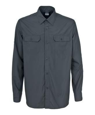 Trespass Mens Solve Long Sleeve Button Up Shirt (XS)