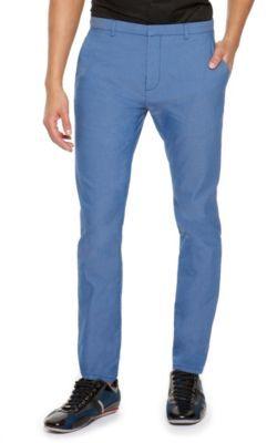 HUGO BOSS 'Helgo-D' - Extra Slim Fit, Stretch Cotton Blend Pants