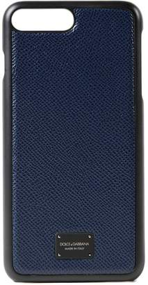 Dolce & Gabbana Textured Iphone 7 Plus Case
