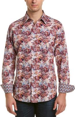 Robert Graham Classic Fit Entertainer Woven Shirt
