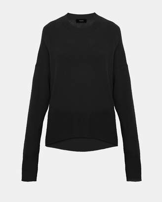 Theory Cashmere Slouchy Pullover
