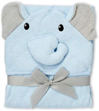 Hudson Baby Newborn/Infant Boys) Elephant Hooded Towel