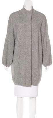 Thomas Wylde Wool & Cashmere-Blend Cardigan