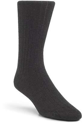 Calvin Klein Ribbed Dress Socks
