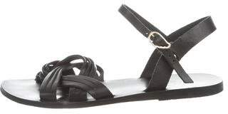 Ancient Greek Sandals Crossover Leather Sandals
