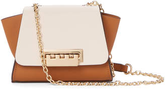 Zac Posen Camel Eartha Iconic Mini Bag with Chain Strap