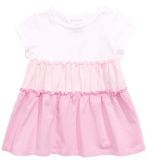 First Impressions Baby Girls Tiered Ruffled Top, Created for Macy's