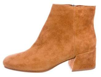 Vince Ostend Suede Boots w/ Tags