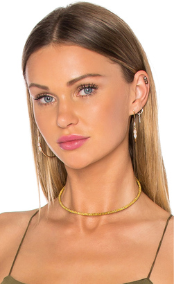 Vanessa Mooney The Swan Choker $60 thestylecure.com