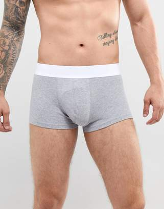 Asos DESIGN Hipsters in gray marl