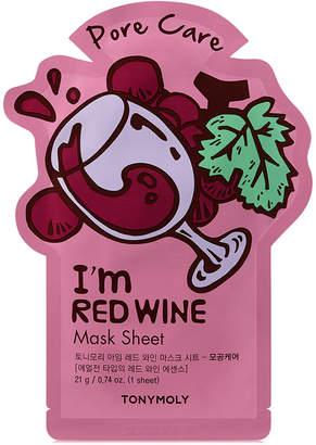 Tony Moly Tonymoly I'm Red Wine Sheet Mask - (Pore Care)