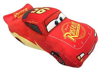 "Disney Pixar Cars 3 Movie Red 17"" Lightning Mcqueen Plush Pillow Buddy (Official Pixar Product)"