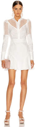 Alexis Madilyn Dress in White | FWRD